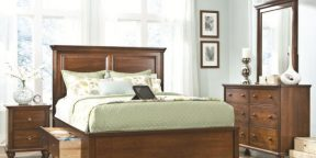 Durham Furniture Perfect Balance Southbrook Collection