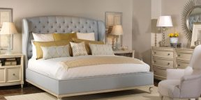 V-1728 Emma King Bed