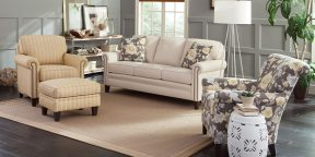 Smith Brothers Sofa 234