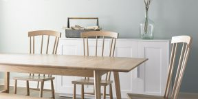 Gat Creek Waldon Table, Courtney Chairs and Lakehouse Bench