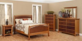 Millcraft Oasis Panel Bedroom